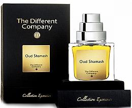 Parfumuri și produse cosmetice The Different Company Oud Shamash - Apă de parfum