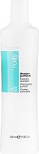 Parfumuri și produse cosmetice Șampon împotriva mătreții - Fanola Purity Anti-Dandruff Shampoo