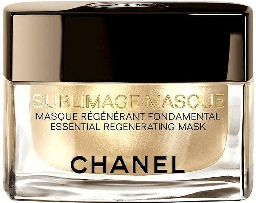 Mască de regenerare pentru față - Chanel Sublimage Masque — Imagine N2