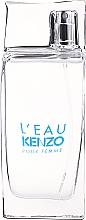 Parfumuri și produse cosmetice Kenzo L'Eau Kenzo Pour Femme New Design - Apă de toaletă