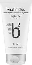Parfumuri și produse cosmetice Șampon - Broaer B2 Keratin Plus Nourish And Regenerate Shampoo