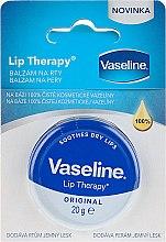 Parfumuri și produse cosmetice Balsam de buze - Vaseline Lip Therapy Original Lips Balm