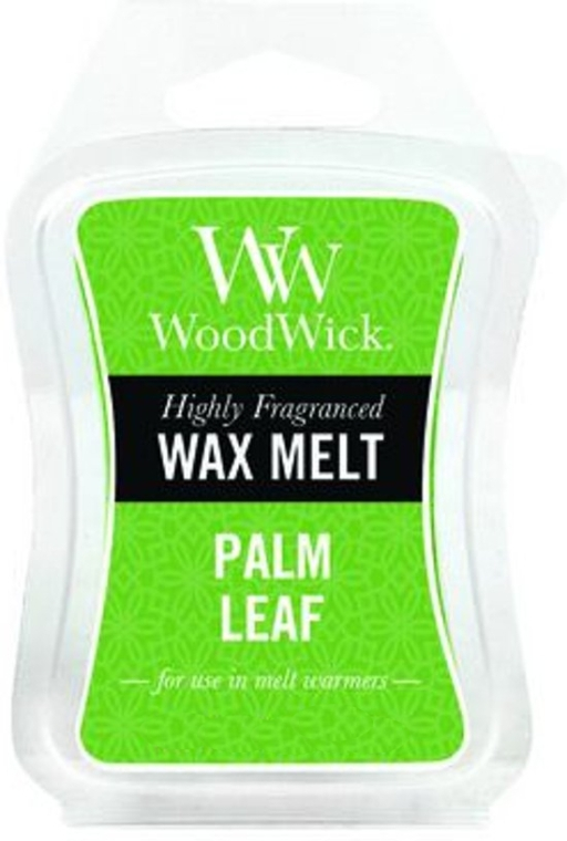 Ceară aromată - WoodWick Wax Melt Palm Leaf