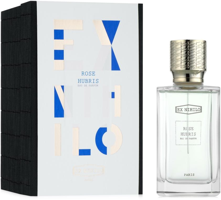 Ex Nihilo Rose Hubris - Apă de parfum — Imagine N1