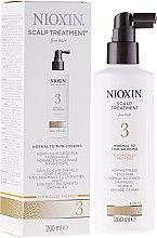 Parfumuri și produse cosmetice Mască nutritivă pentru păr - Nioxin Thinning Hair System 3 Scalp Treatment