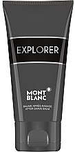 Parfumuri și produse cosmetice Montblanc Explorer - Balsam după ras