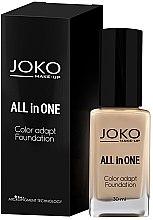 Parfumuri și produse cosmetice Fond de ten - Joko All In One Foundation