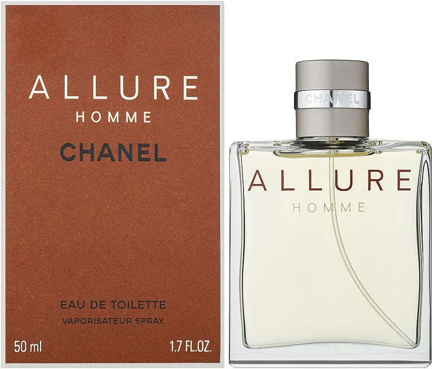 Chanel Allure Homme - Apă de toaletă (tester cu capac) — Imagine N2