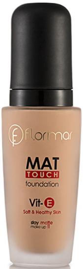 Fond de ten matifiant - Flormar Mat Touch Foundation