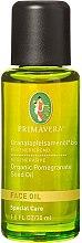Parfumuri și produse cosmetice Ulei de față - Primavera Organic Pomegranate Seed Face Oil
