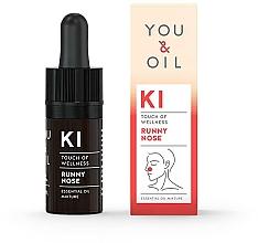 Parfumuri și produse cosmetice Amestec de uleiuri esențiale - You & Oil KI-Runny Nose Touch Of Welness Essential Oil