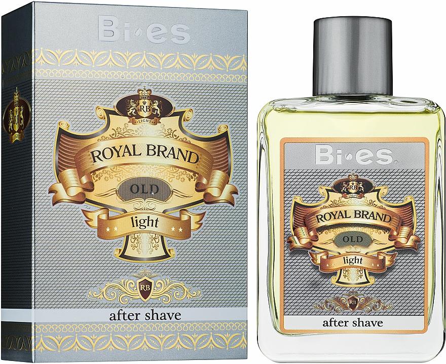 Bi-Es Royal Brand Light - Loțiune după ras — Imagine N1