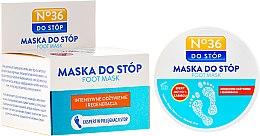 """Parfumuri și produse cosmetice Mască pentru picioare și unghii """"Regenerare"""" pentru pielea foarte uscată - Pharma CF No.36 Foot Mask"""