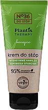 Parfumuri și produse cosmetice Cremă hidratantă pentru picioare - Pharma CF No.36 Plantis Therapy Foot Cream