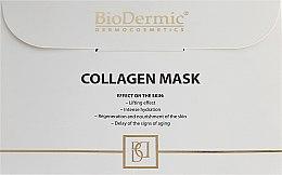 Parfumuri și produse cosmetice Mască facială - BioDermic Collagen Mask
