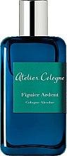 Parfumuri și produse cosmetice Atelier Cologne Figuier Ardent - Apă de colonie
