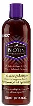 Parfumuri și produse cosmetice Șampon de îngroșare cu biotină pentru păr fin - Hask Biotin Boost Thickening Shampoo