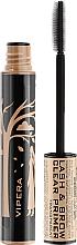 Parfumuri și produse cosmetice Primer pentru gene și sprâncene - Vipera Lash&Brow Gel Primer