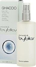 Parfumuri și produse cosmetice Byblos Ghiaccio - Apă de toaletă