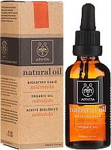 Parfumuri și produse cosmetice Ulei natural de calendula - Apivita Aromatherapy Organic Calendula Oil