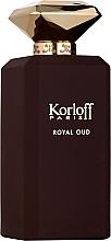 Parfumuri și produse cosmetice Korloff Paris Royal Oud - Apă de parfum