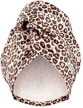 """Parfumuri și produse cosmetice Prosop pentru păr """"Leopard"""" - Glov Hair Wrap"""