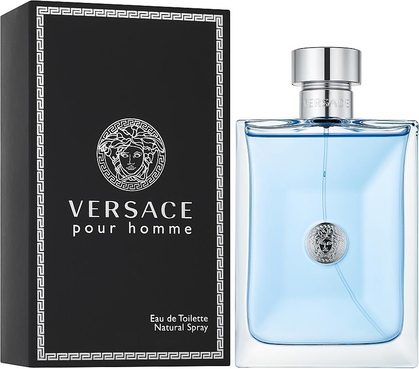 Versace Versace Pour Homme - Apă de toaletă