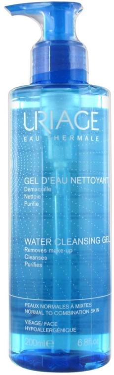 Gel de curățare pentru față - Uriage Water Cleansing Gel