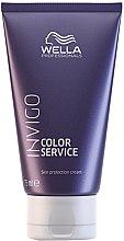 Parfumuri și produse cosmetice Cremă protectoare pentru scalp - Wella Professionals Invigo Color Service Skin Protection Cream