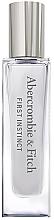 Parfumuri și produse cosmetice Abercrombie & Fitch First Instinct - Apă de toaletă (mini)