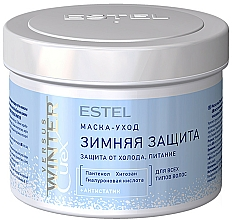 Parfumuri și produse cosmetice Mască de păr - Estel Professional Versus Winter Curex