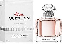 Guerlain Mon Guerlain Eau de Toilette - Apă de toaletă — Imagine N2