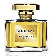 Parfumuri și produse cosmetice Jean Patou Sublime - Apă de toaletă
