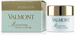 Parfumuri și produse cosmetice Mască hidratantă pentru față - Valmont Moisturizing With A Mask
