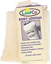Parfumuri și produse cosmetice Burete de duș - LoofCo Body Loofah