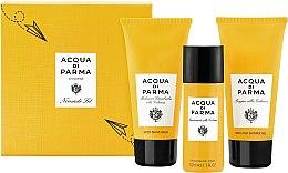 Parfumuri și produse cosmetice Acqua di Parma Colonia Nomade - Set (deo/50ml + s/g/75ml + afs/b/75ml)