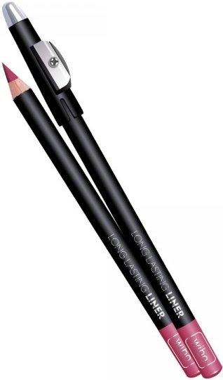 Creion pentru buze cu ascuțitoare - Wibo Long Lasting Liner