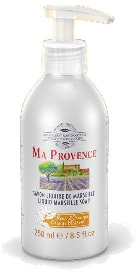 "Săpun lichid ""Portocală"" - Ma Provence Liquid Marseille Soap Orange"