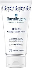Parfumuri și produse cosmetice Cremă pentru pielea uscată a mâinilor - Barnangen Balans Caring Hand Cream