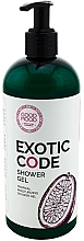 Parfumuri și produse cosmetice Gel de duș cu extract de fructe tropicale - Good Mood Exotic Code Shower Gel