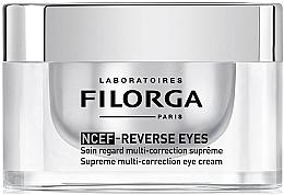 Parfumuri și produse cosmetice Cremă multi-corectantă pentru ochi - Filorga NCEF-Reverse Eyes