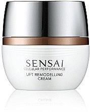Parfumuri și produse cosmetice Cremă cu modelare pentru fermitate - Kanebo Sensai Cellular Performance Lift Remodelling Cream