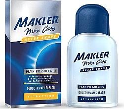 Parfumuri și produse cosmetice Loțiune după ras - Makler Attraction After Shave