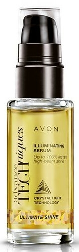 Ser pentru păr - Avon Advance Techniques Ultimate Shine