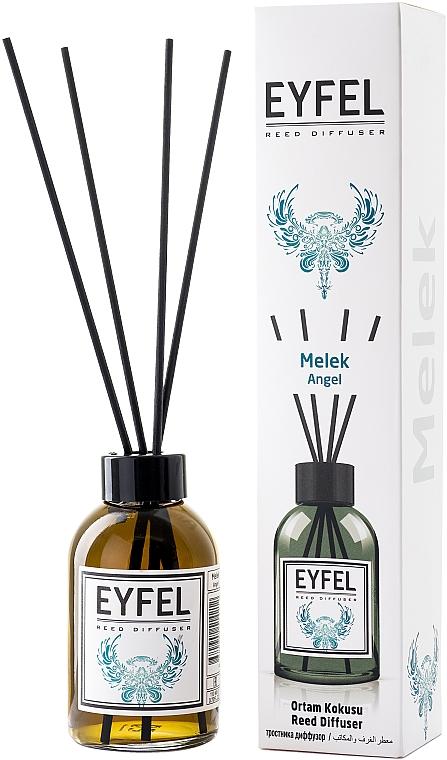 "Difuzor de aromă ""Angel"" - Eyfel Perfume Reed Diffuser Angel"