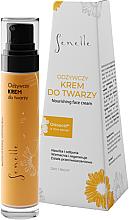 Parfumuri și produse cosmetice Cremă nutritivă pentru față - Senelle Nourishing Face Cream