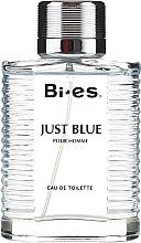 Parfumuri și produse cosmetice Bi-es Just Blue Pour Homme - Apă de toaletă