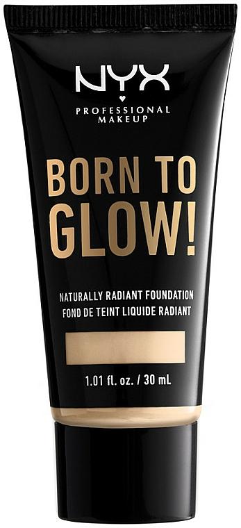 Fond de ten - NYX Professional Makeup Born To Glow