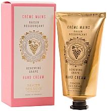 """Parfumuri și produse cosmetice Cremă de mâini """"Struguri albi"""" - Panier Des Sens Renewing Grape Hand Cream"""