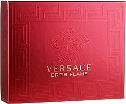 Parfumuri și produse cosmetice Versace Eros Flame - Set (edt/50ml+sh/gel/50ml+ash/balm/50ml)